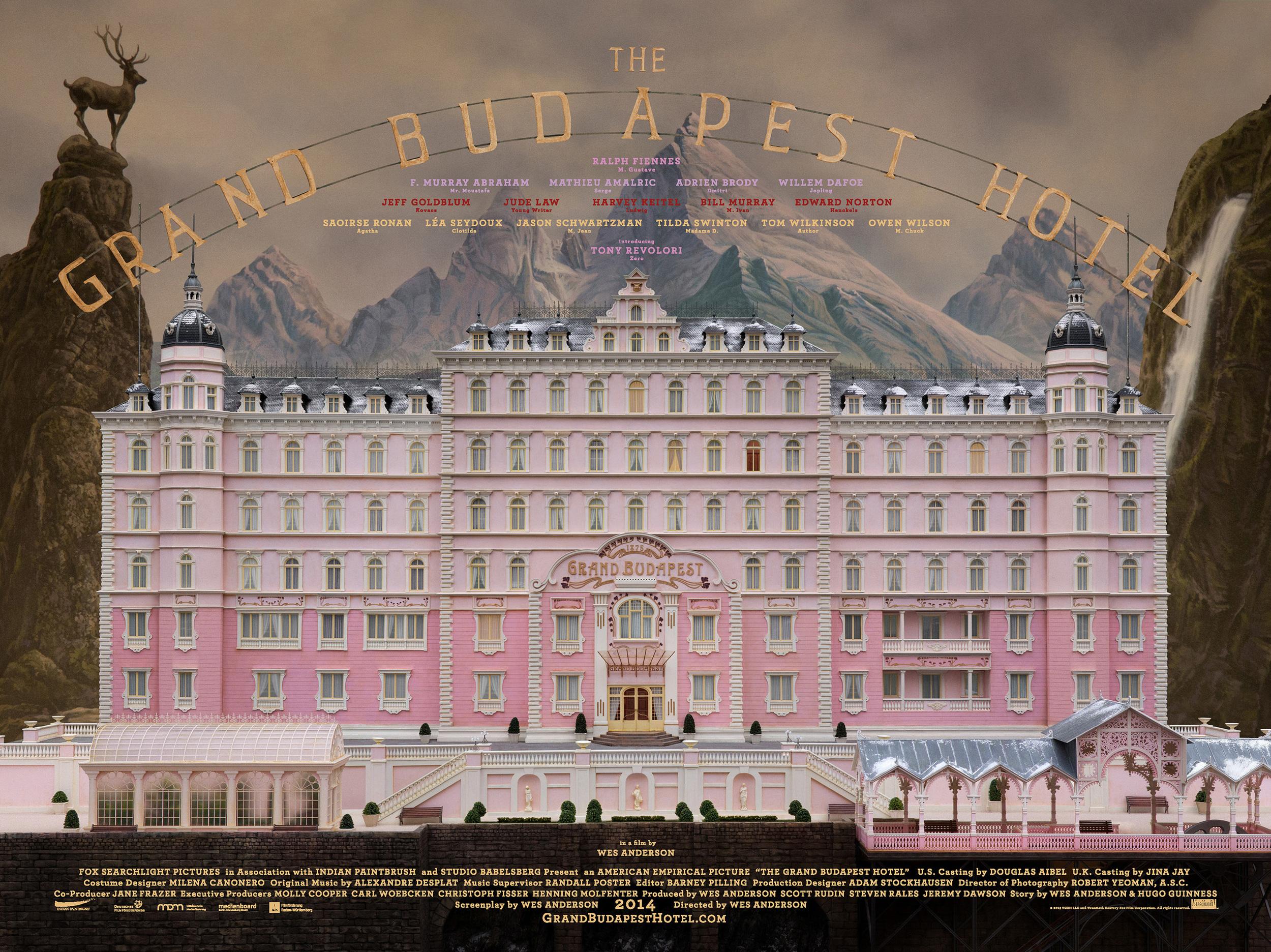 Resultado de imagen para location location location el gran hotel budapest