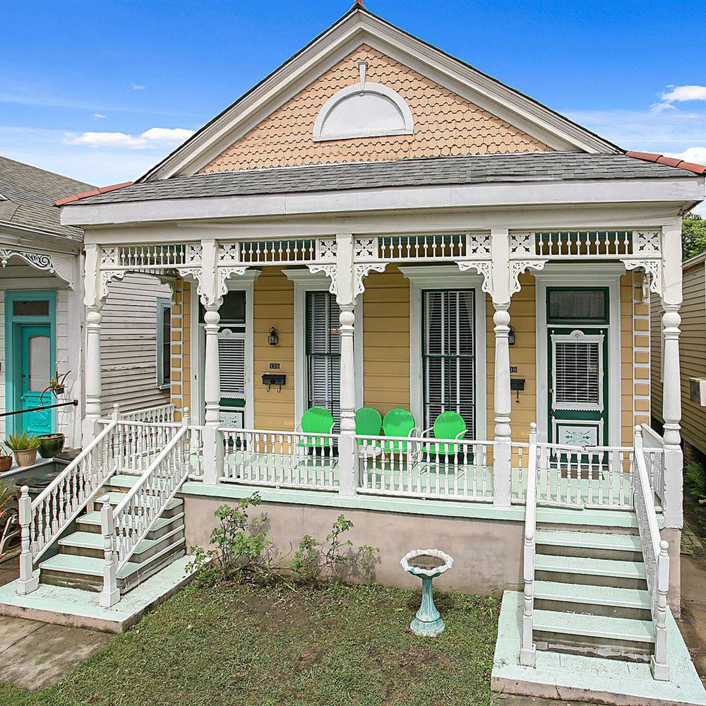 New Orleans Historic Gingerbread House, New Orleans, Louisiana