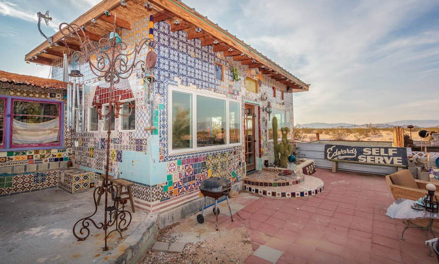 Featured Location The Tile House In Twentynine Palms