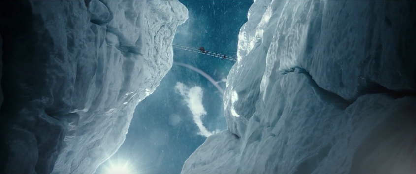 Screenshot from Everest.