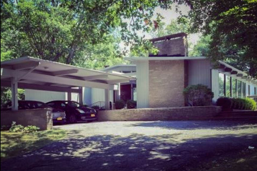 FEATURED LOCATION: Casa Paloma, a Mid-Century Modern House in ...