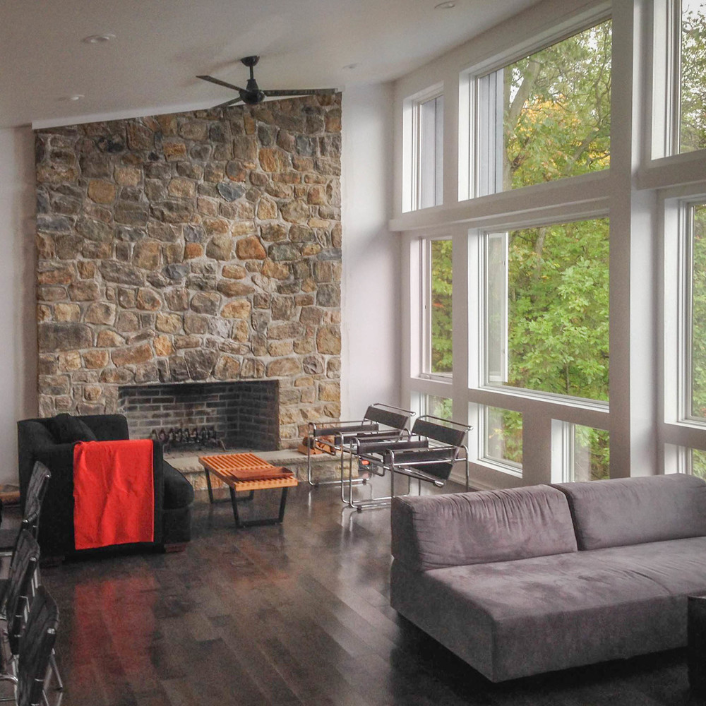 featured location skylands lodge modernist mountain house