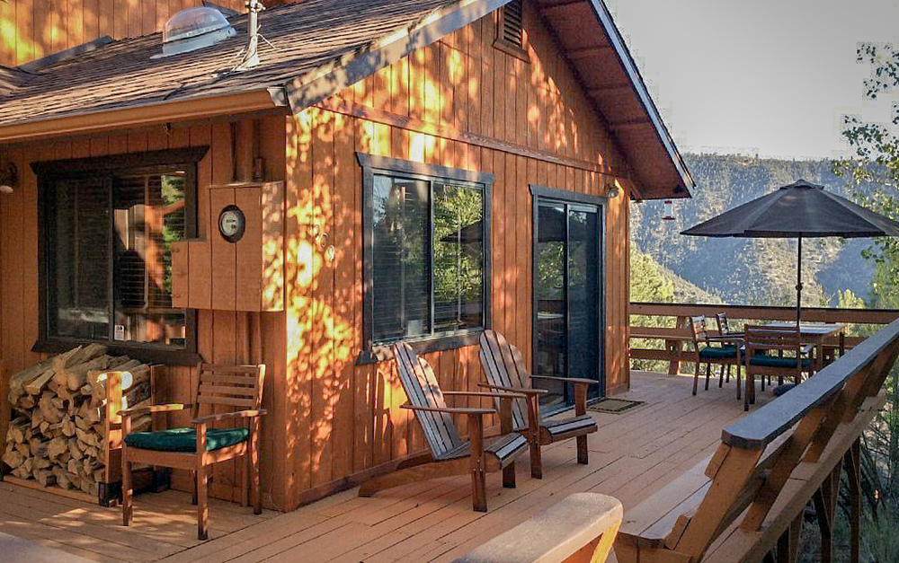 Beau Nestled In The Los Padres National Forest, This Beautiful Modern Mountain  Cabin Is Part Of Pine Mountain Club, An Exclusive, Private Residential  Community ...