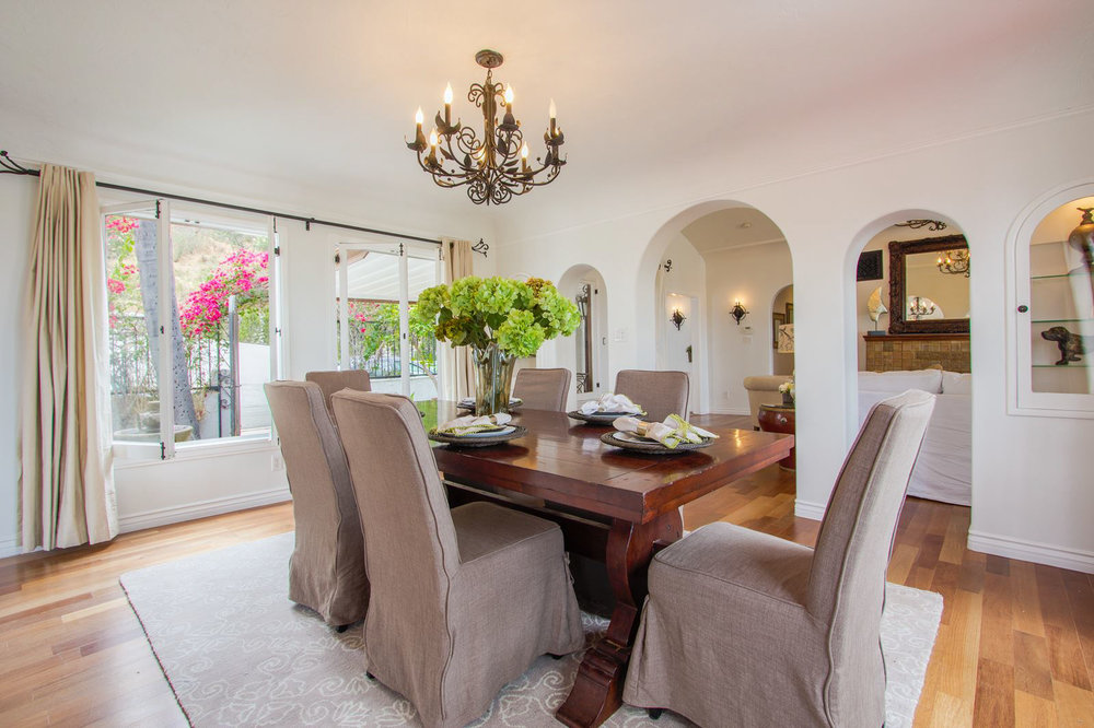 Featured Location Spanish Style Home In Los Angeles