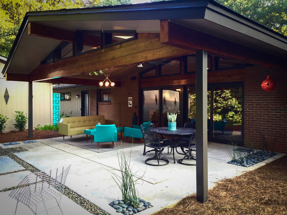 Featured Location Mid Century Modern Ranch In North