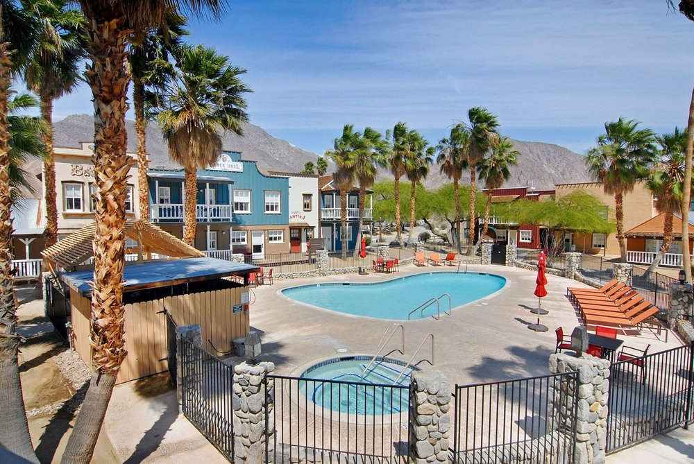 Vintage Trailer Resort >> FEATURED LOCATION: Palm Canyon Hotel & RV Resort — LocationsHub
