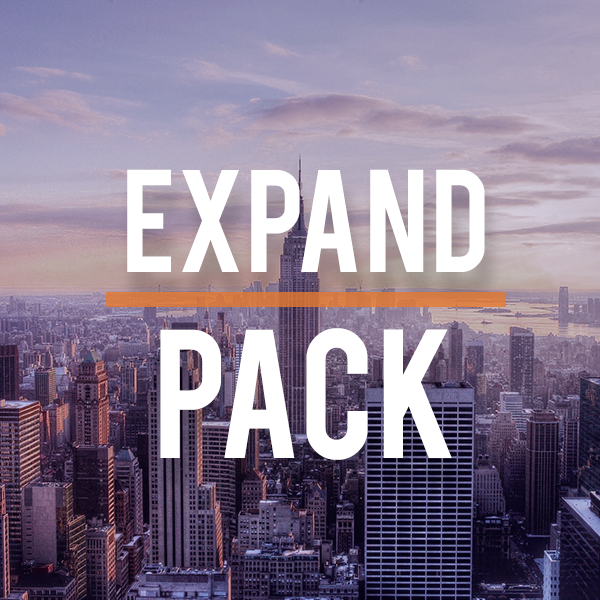 Expand Pack