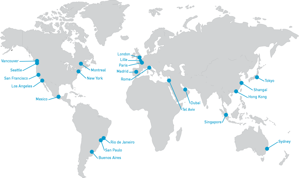 Spark Labs Global network