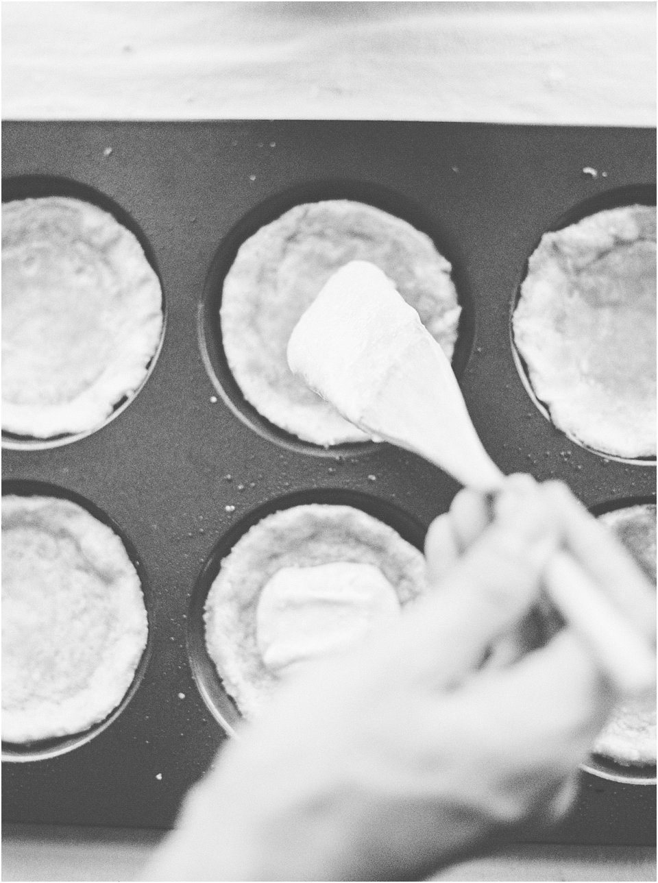 Jessica Christine Photography - Baking - Pear Tart