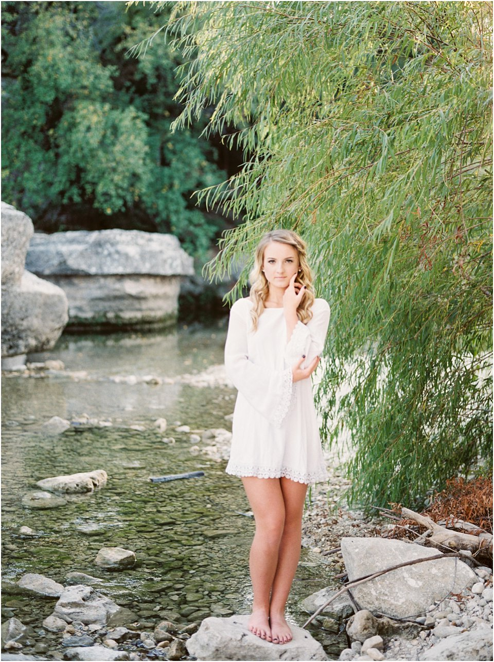 Austin Senior Photographer - Jessica Scott Photography - Annika