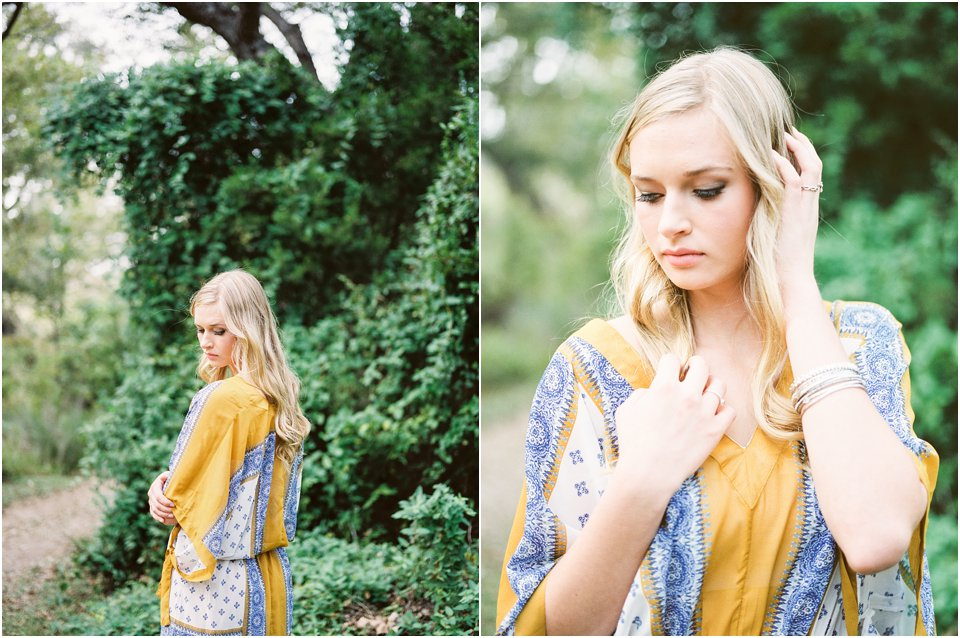 Fine Art Film Photography - Bryn - Jessica Christine Photography