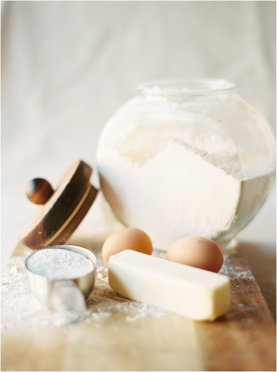 Jessica Christine Photography - Cranberry White Chocolate Biscotti