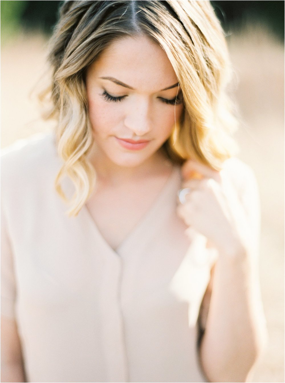 Fine Art Film Photographer - Jessica Christine Photography - Kate