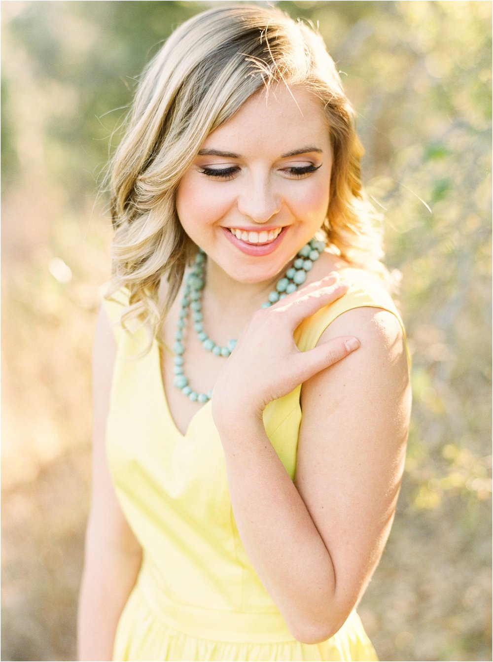 Vandegrift Senior Session - Jessica Christine Photography - Kelly