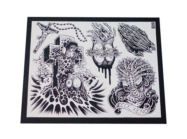 1c 11x14  Artist : @eliwoodtattoo  #eliwoodtattoo #tattoo #blackandwhitetattoo  #alien #jesus #alienjesus #xeno #illustration #art #blackandwhiteart #poster #seizurepalace #screenprinting #artprint #screenprinted #posters #portland #pdx #oregon
