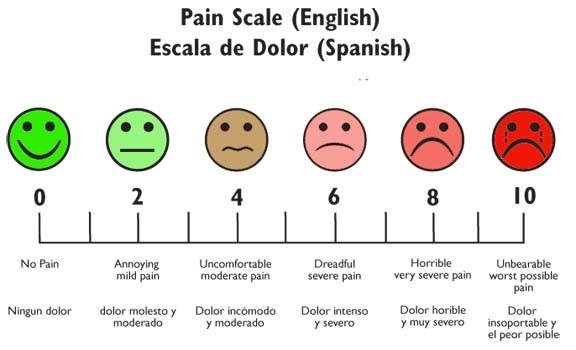 painscale
