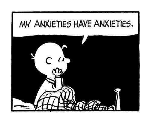 You said it, Charlie Brown.