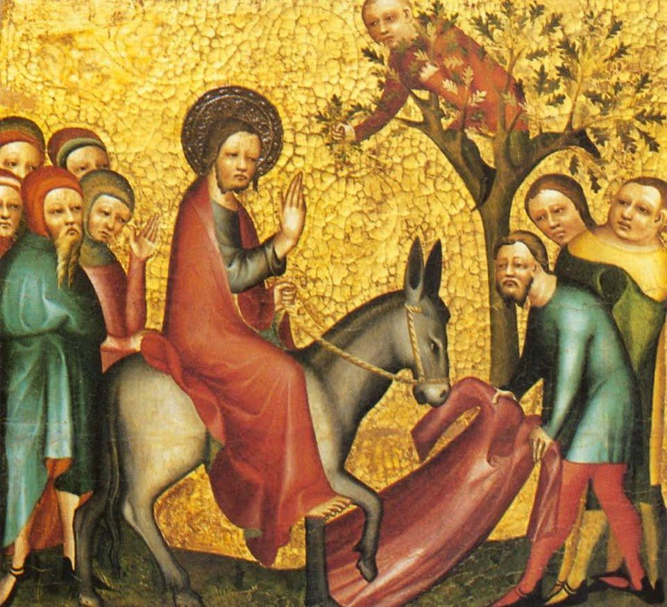 The Osnabrück Altarpiece, circa 1370