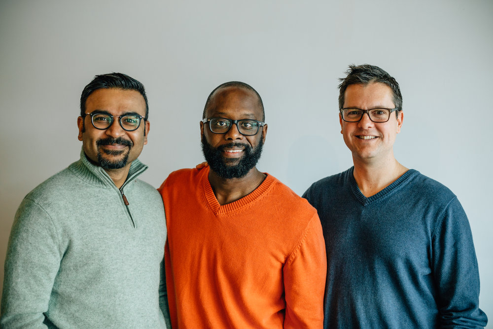 Teaching Team:  Anush John, David Bempong, Joey Tomassoni
