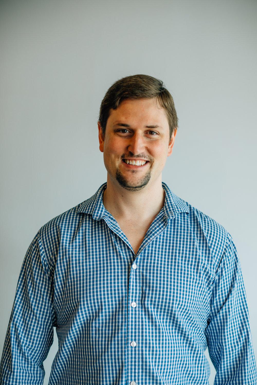Baptisms + Seminary Without Walls Coordinator:   Luke Harbaugh