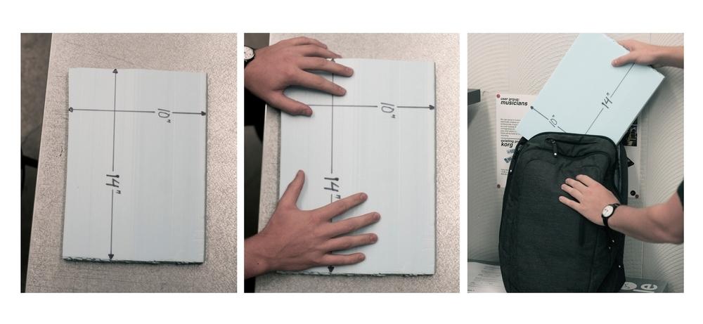 maximum size for portability