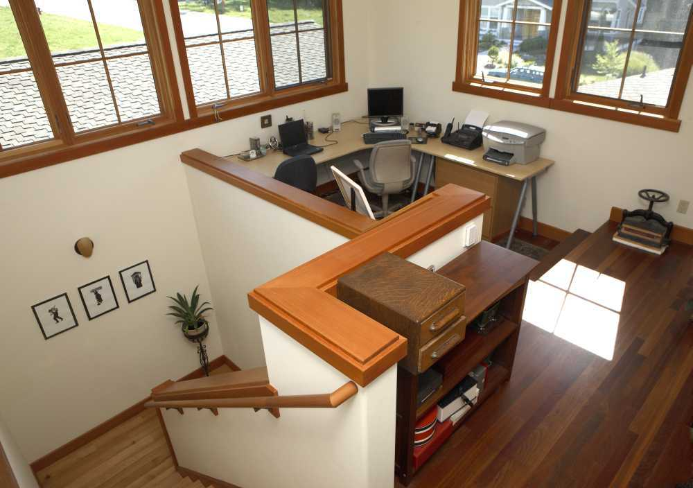 Bellingham Modern House - Crow's Nest