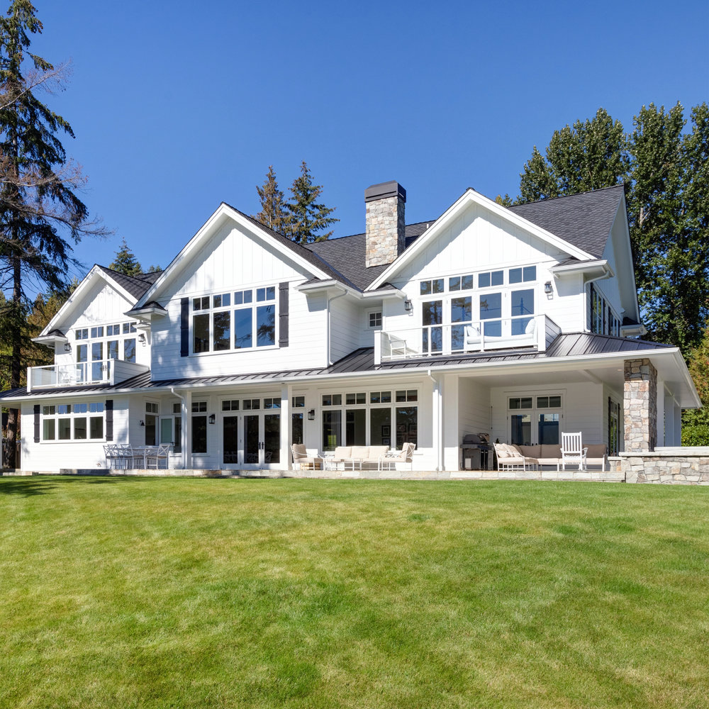 Large family home on Lake Whatcom