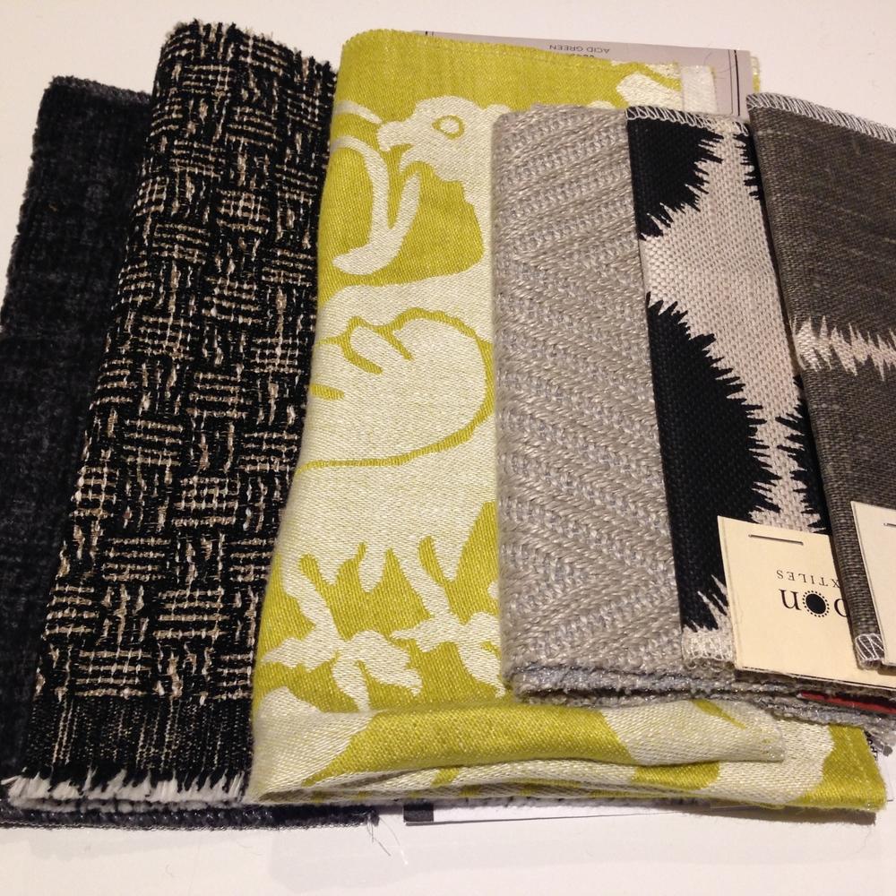 Fabrics to order