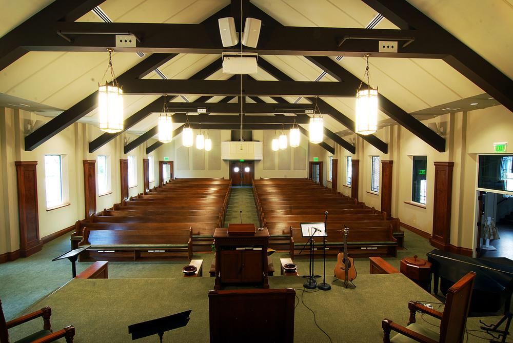 First Presbyterian Church - Prattville, AL