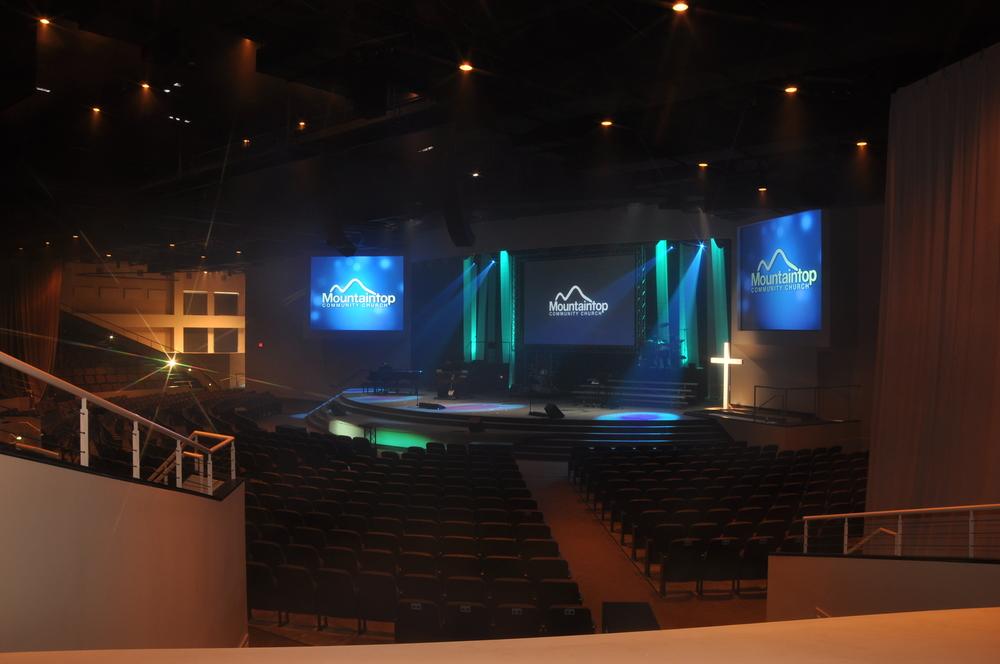 Mountaintop Community Church - Birmingham, AL