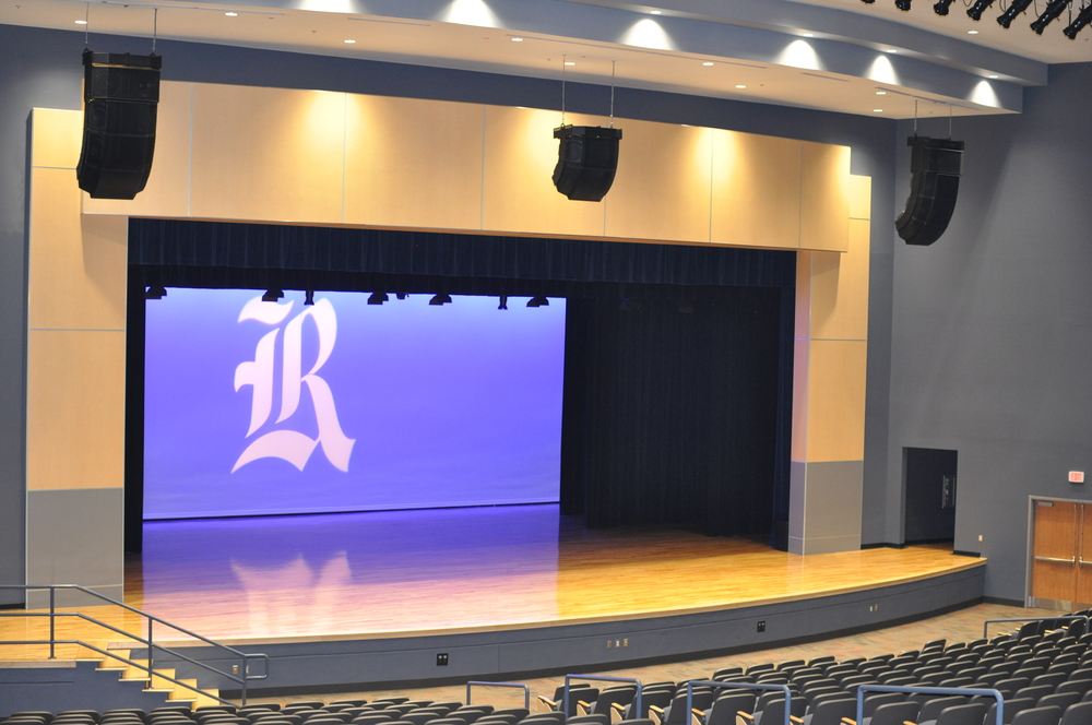 Ringgold High School - Ringgold, GA