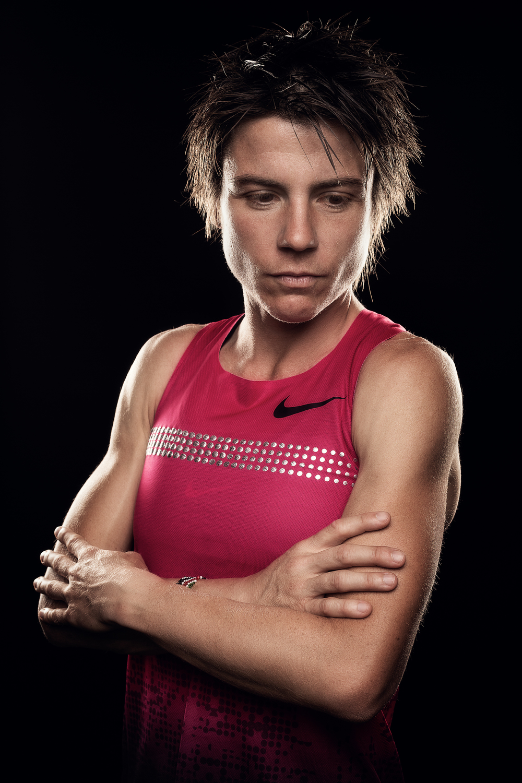 Maja Neuenschwander, Marathonläuferin