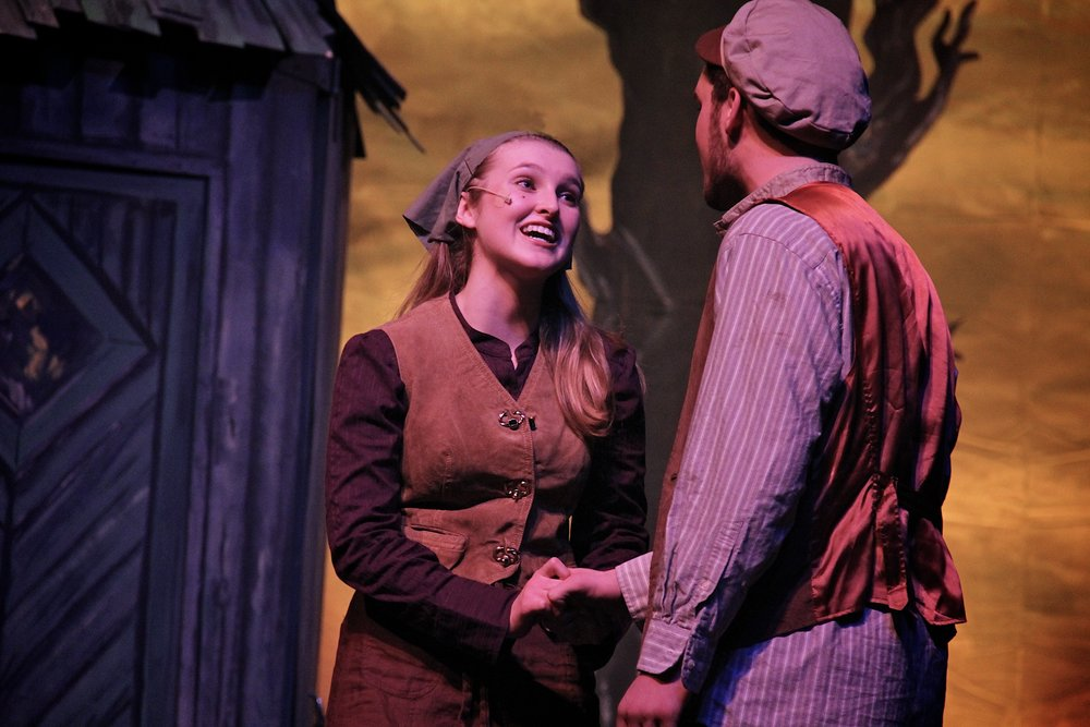 Fiddler On the Roof, Caledonia High School