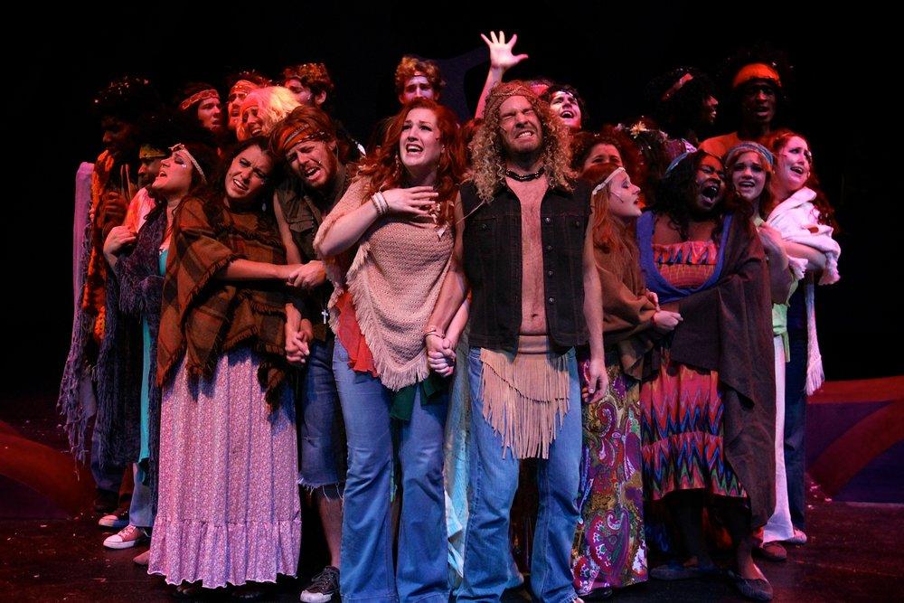 Hair, Circle Theatre