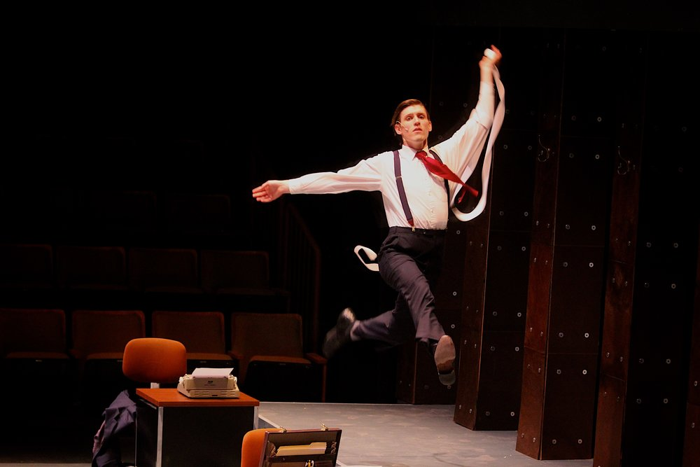 How To Succeed In Business, Circle Theatre