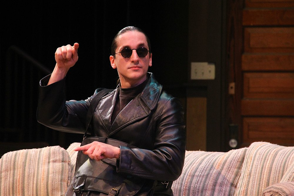 Wait Until Dark, Circle Theatre