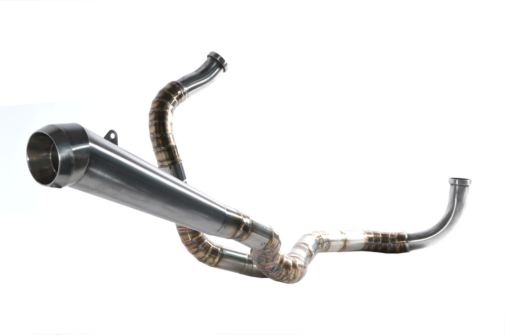 Ducati Monster Exhaust Systems