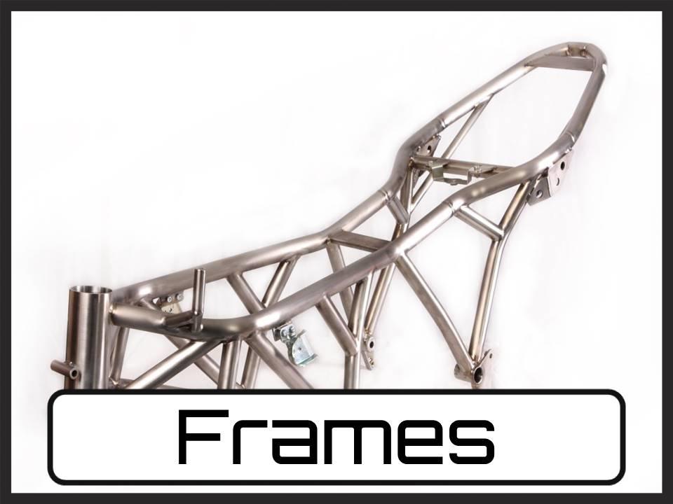 StradaFab Ducati Frames