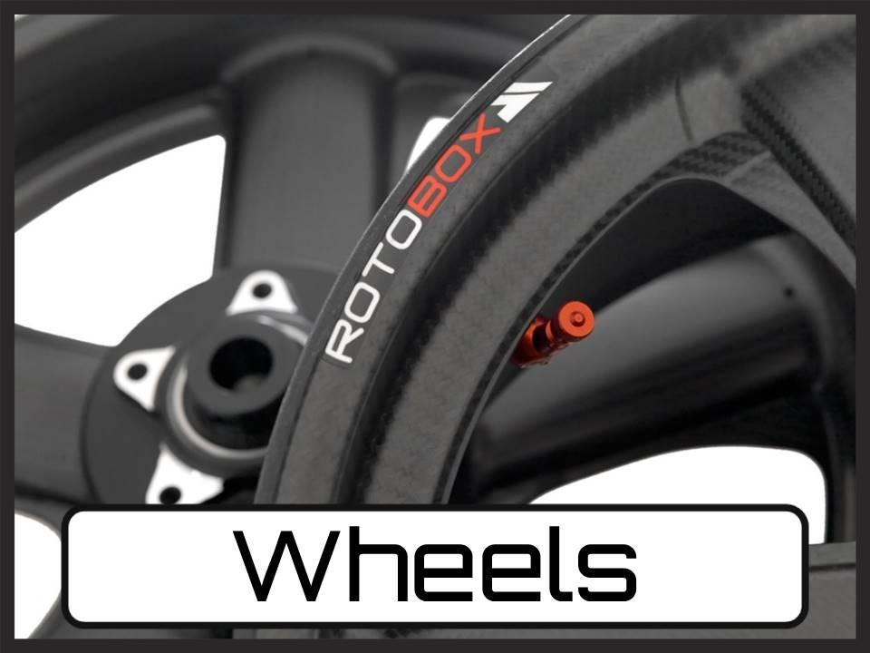 StradaFab Ducati Wheels