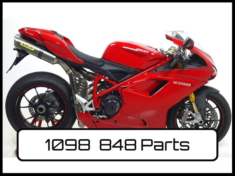 1098 848 Parts
