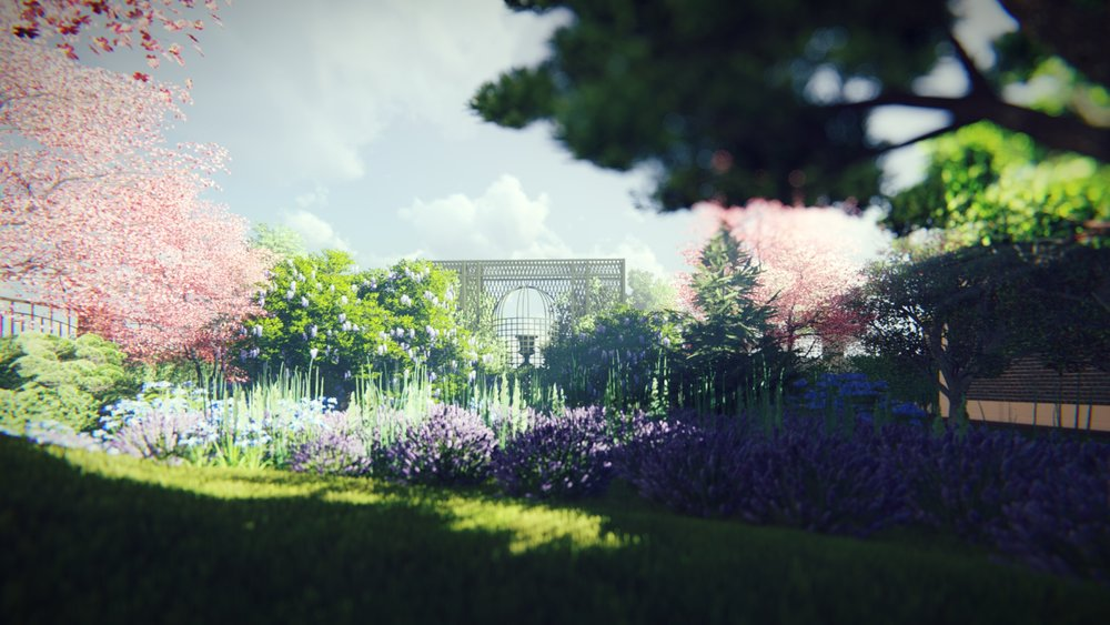 The Garden  - Подписывайтесь на канал YouTube чтобы не пропустить новые видео и фото нового проекта.