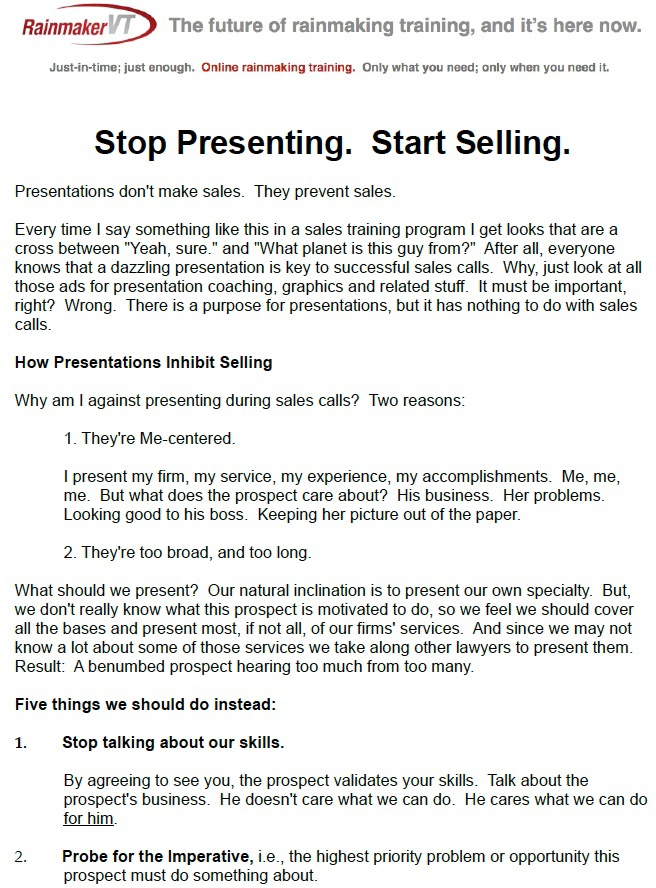 Stop Presenting- Start Selling pg01.jpeg