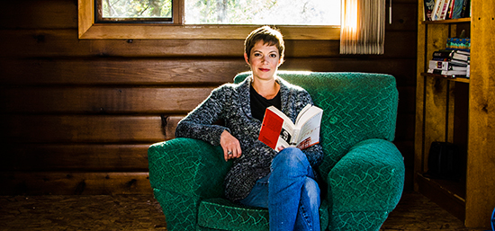 Ashley Little | Photo via Vancouver Public Library