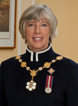Lieutenant Governor Judith Guichon.