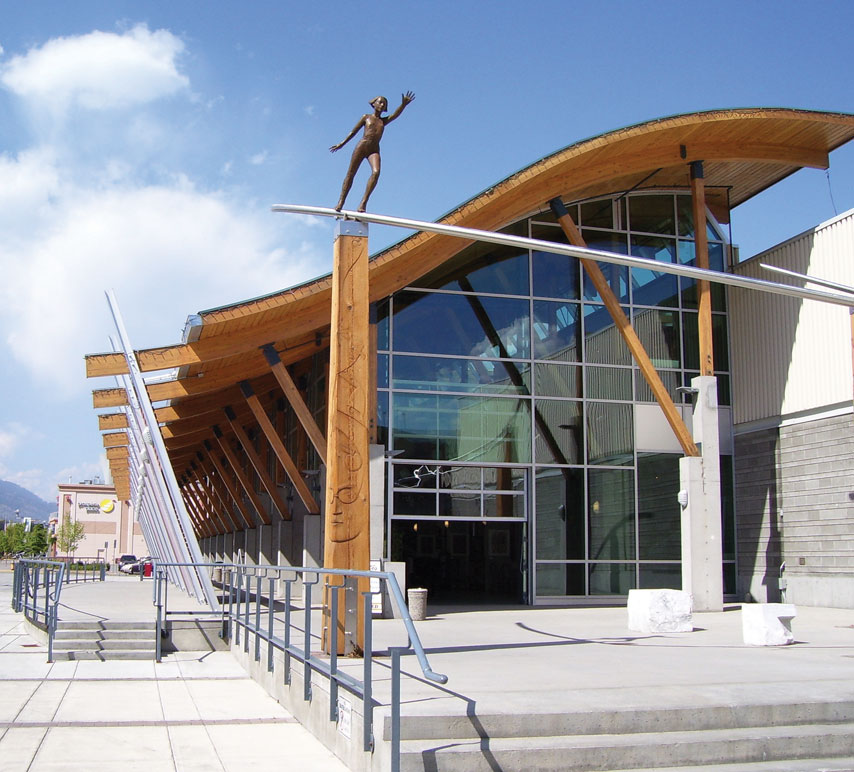 Rotary Centre for the Arts, Kelowna
