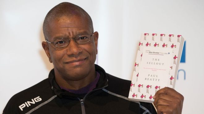 PAUL BEATTY IMAGE: AFP