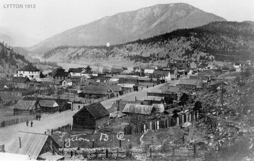 LYTTON IN 1912 | IMAGE: LYTTON CHINESE HISTORY MUSEUM