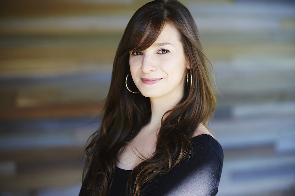 DGC BC ARTISTIC ACHIEVEMENT AWARD WINNER TARA ARMSTRONG | IMAGE: CANADIAN FILM CENTRE