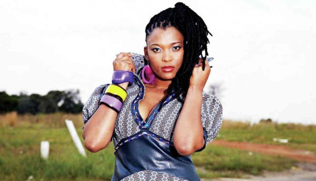 Nkulee Dube is inspired by her late father, reggae music legend Lucky Dube. | Image: Nkulee Dube