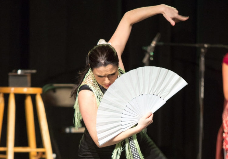 Flamenco Rosario produces the Vancouver International Flamenco Festival and presents a new work at the 25th annual event. | Image: Vicky Boutin Photos